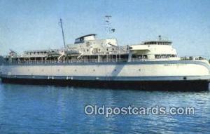 MV Queen Of Saanich, British Victoria, BC  Ferry Ship Postcard Post Card  MV ...