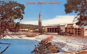 Glorieta New Mexico~Glorieta Baptist Assembly~Holcomb Auditorium~1960s PC