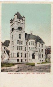 FALL RIVER , Massachusetts , 1901-07 ;Court House