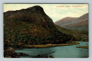Killarney, UK-United Kingdom, Eagle's Nest, Vintage Postcard