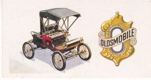 Trade Card Brooke Bond History of the Motor Car No 9