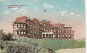 JAMESTOWN , New York , 00-10s ; O.E. Jones General Hospital