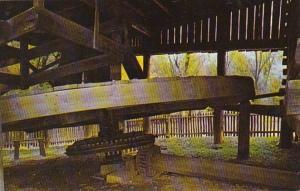 Illinois New Salem Treadmill & Gears Hill's Carding Mill & Wool House New Sal...