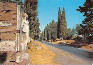 Italy Roma The Appian Way, Via Appia Antica