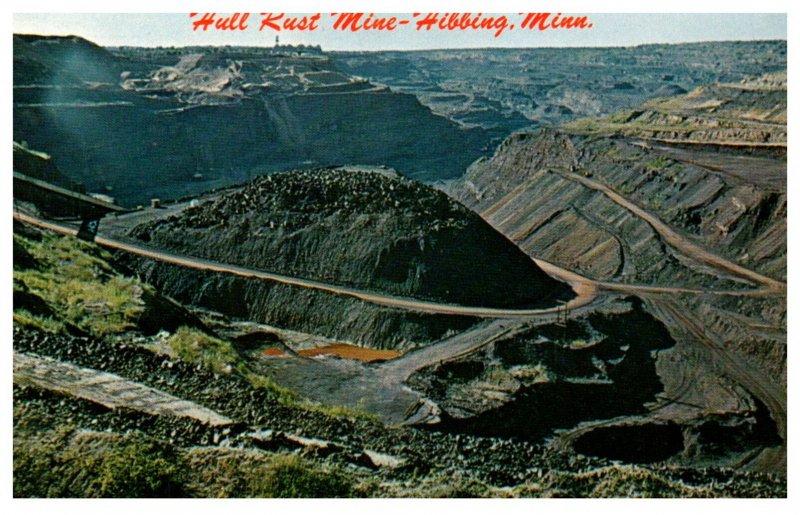 Minnesota  Hibbing  Hull Rust Mine