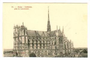 Cathedrale Prise Du Louvencourt, Amiens (Somme), France, 1900-1910s