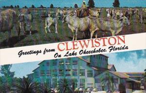 Greeints From Clewiston On Lake Okeechobee Clewiston Florida
