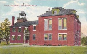 Maine New Castle Lincoln Academy