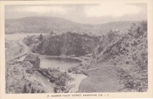 BAGOTVILLE, Quebec, Canada, 1900-1910's; St. Maurice Valley District