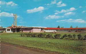Wheatland Motel & Restaurant , REGINA , Saskatchewan , Canada , 50-60s