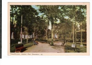 TROIS-RIVIERES, Quebec, Canada, 1930-1940's; Parc Champlain