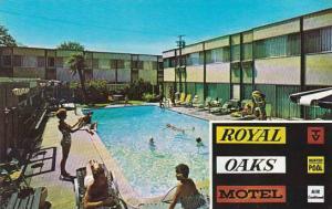 California Sherman Oaks Royal Oaks Motel With Pool