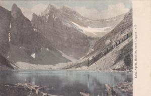 Lake Agnes , Rockies , near Laggan , Canada , 00-10s