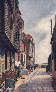 FOLKESTONE , Kent , England, 00-10s : Fish Market ; TUCK 1471