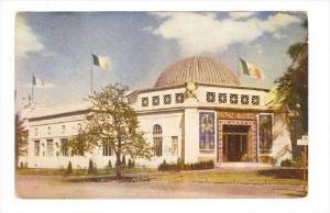 Antwerpen, 1930, Belgium  Pavillon Italien