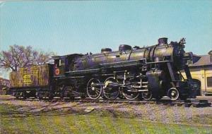 Maine Central Railroad Locomotive Old Number 470