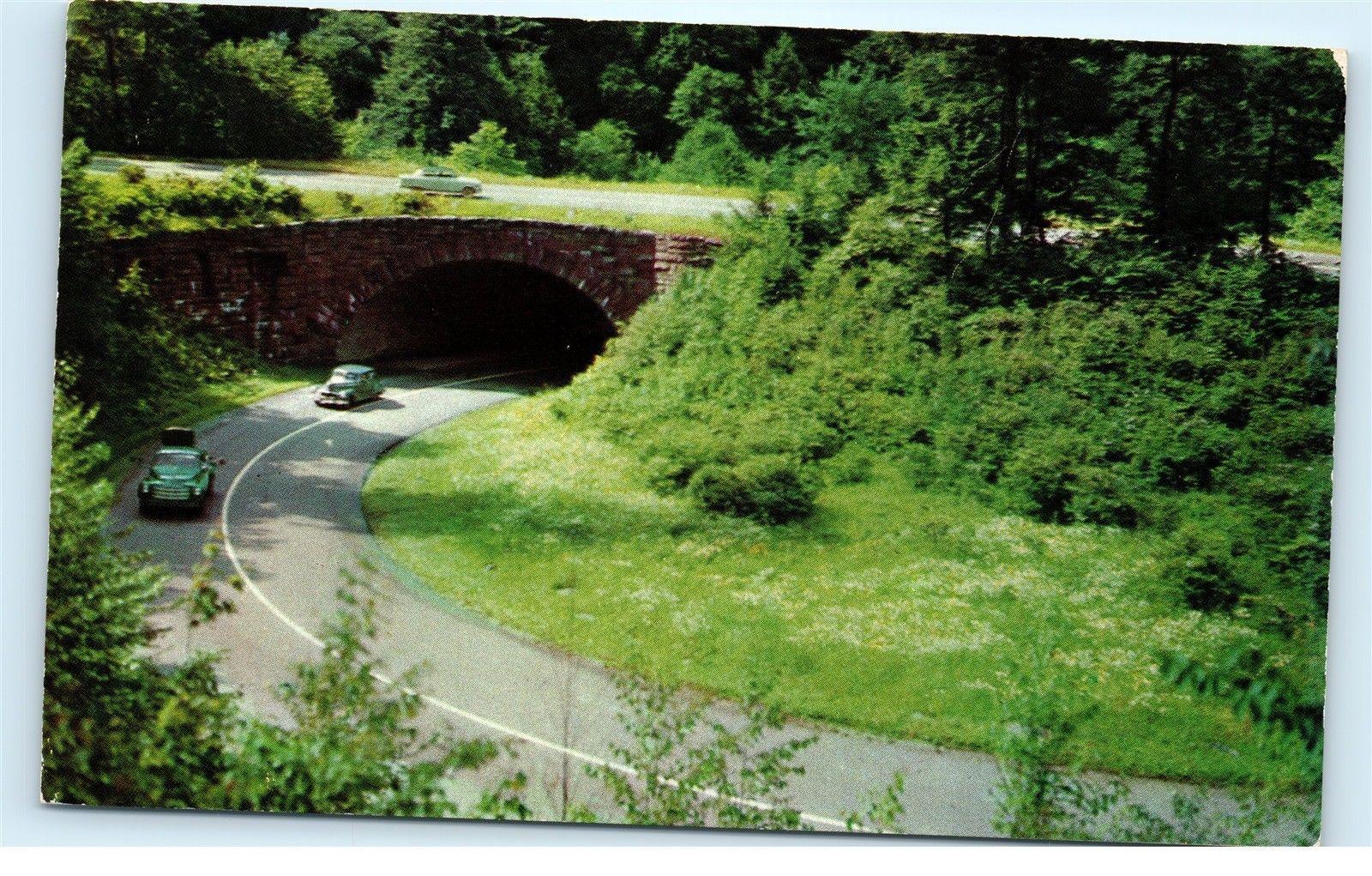 Great Smoky Mountain National Park Loop Overpass