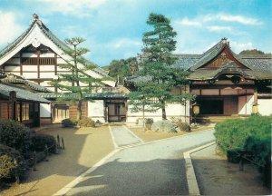 Japan Postcard Daikaku-Ji Temple Sagano Kyoto
