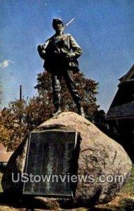 Civil War Monument - East Providence, Rhode Island