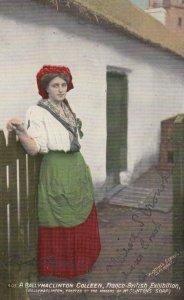 A Ballymaclinton Colleen, Franc-British Exhibition, 1909
