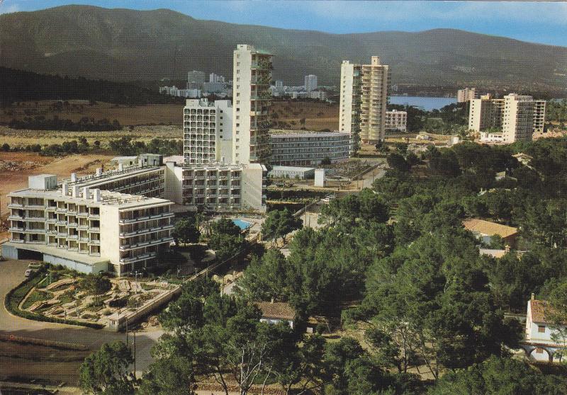 Postal 60809:  Vista parcial de Magalluf (Mallorca)
