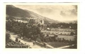 RP: Tennis Courts, Fitz Park with Keswick Hotel,Scotland, 00-10s