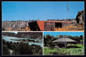Massacre Rocks State Park - Idaho, USA