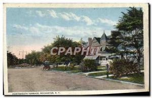 Old Postcard Portsmouth Terrace Rochester