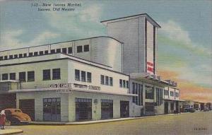 Mexico Juarez New Juarez Market Curteich