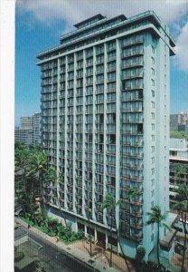 Hawaii Oahu The Waikiki Tower Of the Reef Hotel