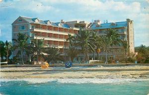 Nassau FL~The Dolphin~Travel Agent Harold Carver~Calypso~Dining~Dancing~1958