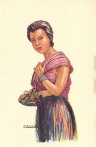 CPA CAMBODIA Cambodgienne (62469)