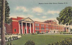 Nashua Senior High School, Nashua, New Hampshire, 1930-1940s