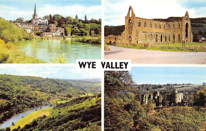 Wye Valley Tintern Abbey Ross on Wye The Great Doward Symonds Yat Castle