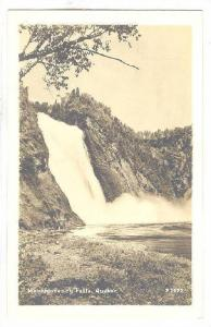 RP, Montmorency Falls, Quebec, Canada, 1920-1940s