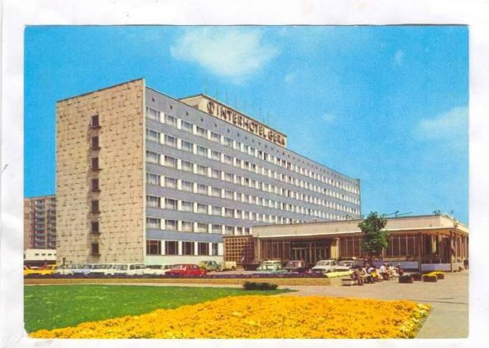 Interhotel Gera, Thuringia, Germany, 50-70s