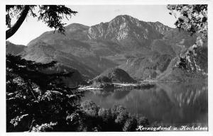 Herzogstand u. Kochelsee Lake Lac Panorama