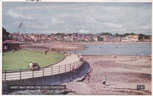 West Bay from the Lido , DUNOON , Scotland , 40-60s