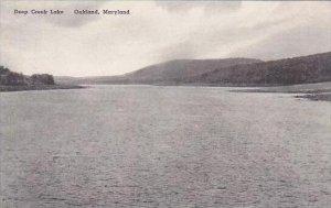 Maryland Oakland Deep Creek Lake Albertype