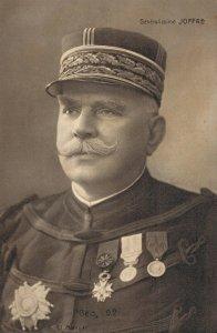 Military General Joffre World War 1 Portrait 06.35