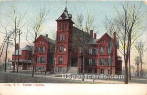 Faxton Hospital Utica NY Unused