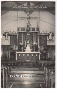 Our Lady's Perpetual Rosary Shrine, Syracuse NY