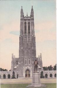 DURHAM , North Carolina , 00-10s ; Chapel , Duke University