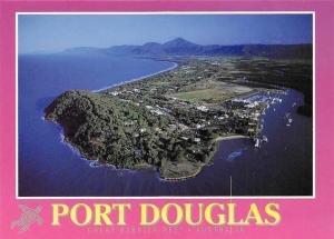 Australia Port Douglas Great Barrier Reef Panoramic view