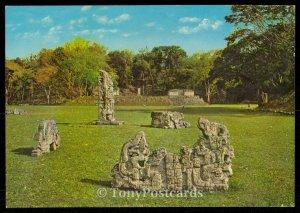 Maravillosos vestigios de la Cultura Maya - Ruinas de Copan