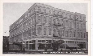Oregon Salem The Marion Hotel