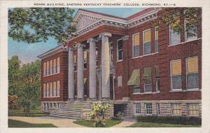 Roark Building, Eastern Kentucky Teachers College, Richmond, Kentucky, PU-1941