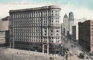 SAN FRANCISCO, California, 1900-10s ; Flood Building