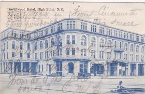 HIGH POINT, North Carolina, 1908 ; Elmwood Hotel