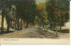 Bangor,Me., Ohio Street